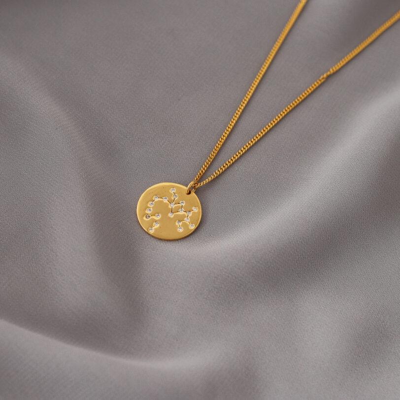 sagitario zodiaco collar plata constelacion alfonso sanchez