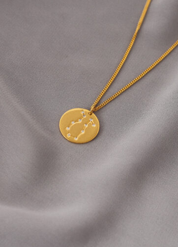 geminis zodiaco collar plata constelacion alfonso sanchez